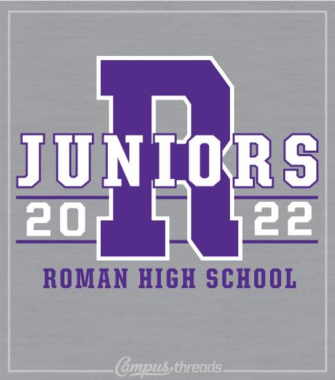 Junior Class of 2022 T-shirt