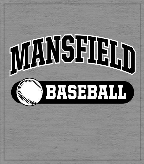Arched Baseball T-shirt