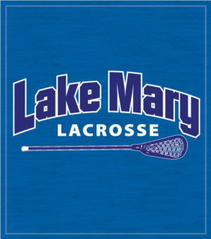 Arched Lacrosse Team T-shirt