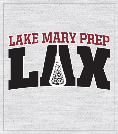 Arched Lax Team School T-shirt