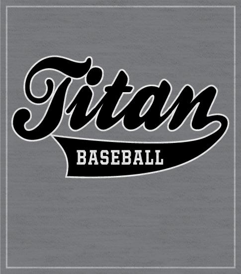 Baseball Script T-shirt