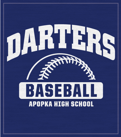 Baseball T-shirt Half