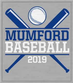 Baseball Team T-shirt