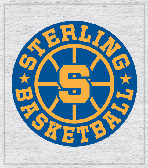 Basketball T-shirt Circle