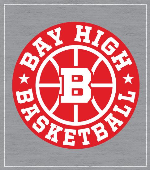 Basketball T-shirt Circle