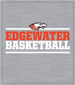 Basketball T-shirt Eagles