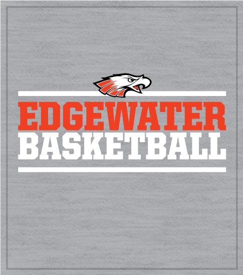 Basketball T-shirt Eagles