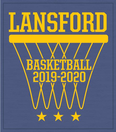 Basketball T-shirt Net