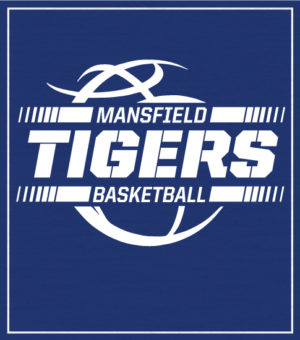 Basketball T-shirt Tigers
