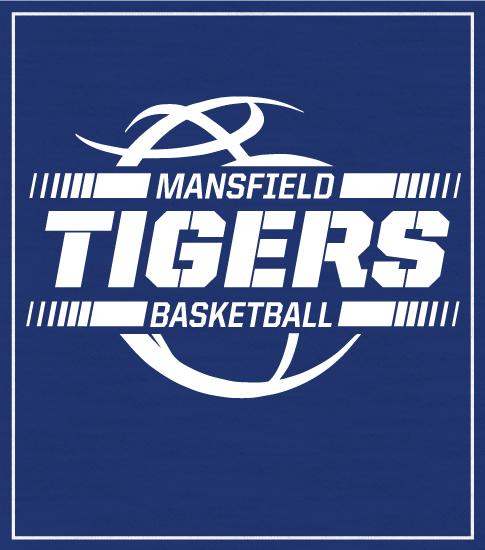 Basketball T-shirt Tigers