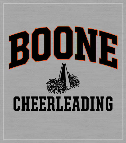 Arched Cheer T-shirt