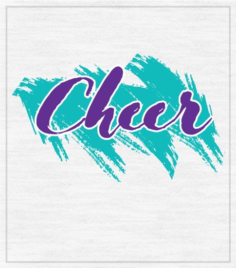 Eighties Cheer T-shirt