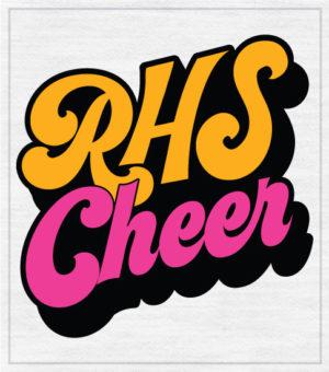 Retro Cheer T-shirt