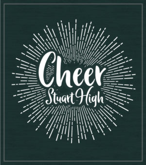 Sunburst Cheer T-shirt