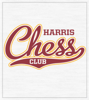 Chess Club T-shirt Script