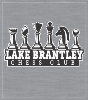 Chess Club T-shirt Chess Pieces