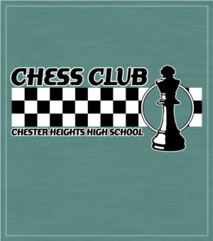 Chess Club T-shirt With Queen