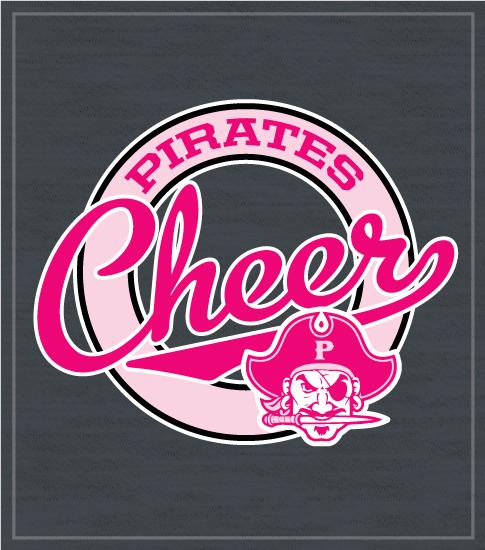Cheer T-shirt Circle