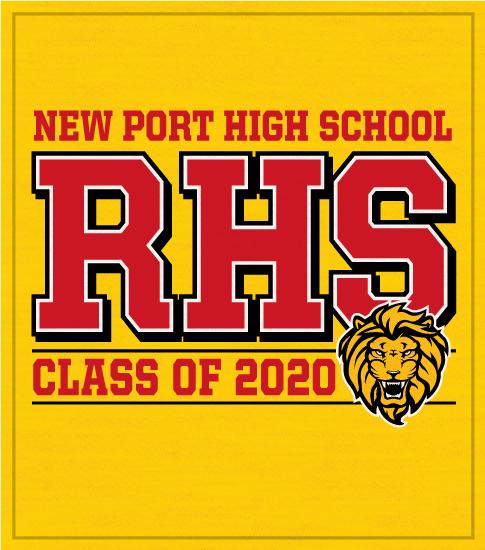 Class of 2020 Lion T-shirt