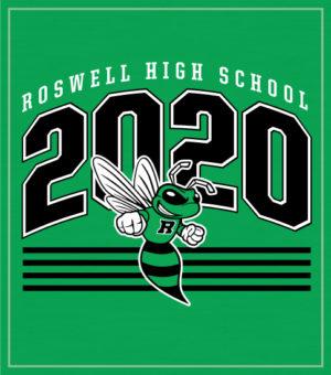 Class of 2020 T-shirt Hornet