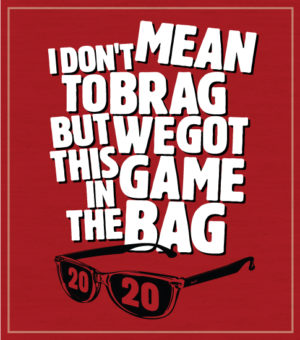 Class of 2020 T-shirt Glasses