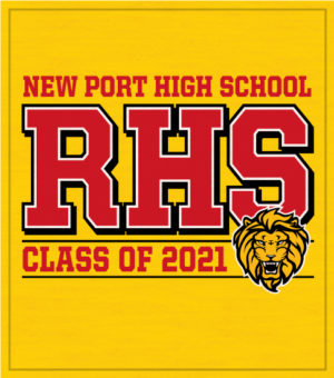 Class of 2021 Lion T-shirt