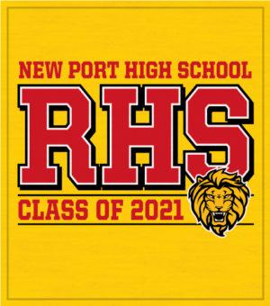 Class of 2021 Lion T-shirt