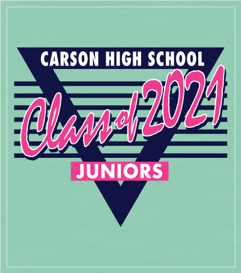 Retro Class of 2021 T-shirts