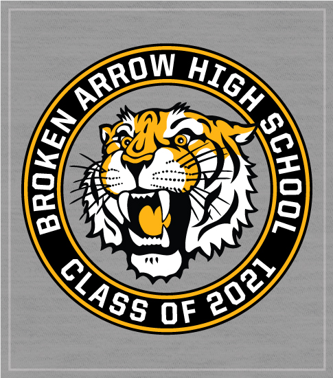 Class of 2021 T-shirt Tigers
