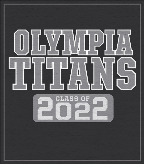 Class of 2022 Straight Text