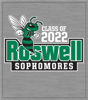 Class of 2022 Sophomore Shirt