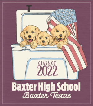 Class of 2022 Puppies T-shirt