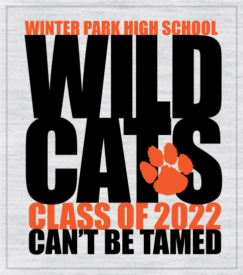 Class of 2022 T-Shirt Tamed