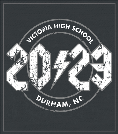Class of 2023 Rock T-shirt