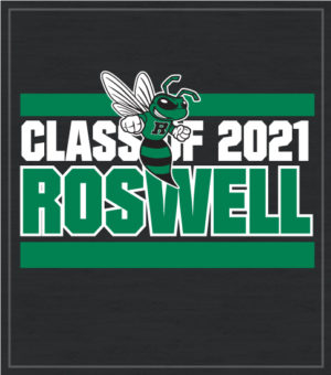 Class of 2021 T-shirt Bars