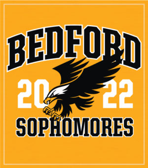 Class of 2022 Arched T-shirt