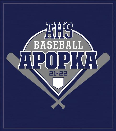 Diamond Baseball T-shirt Apopka