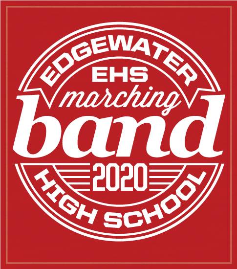 Marching Band T-shirts Edgewater High