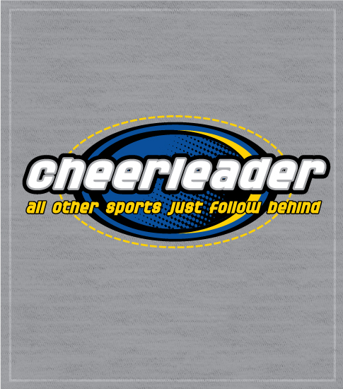 Cheer T-shirt Eclipse