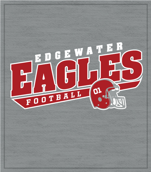 Football T-shirts Eagles