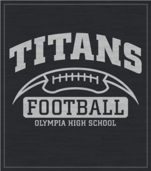 Football T-shirts Titans