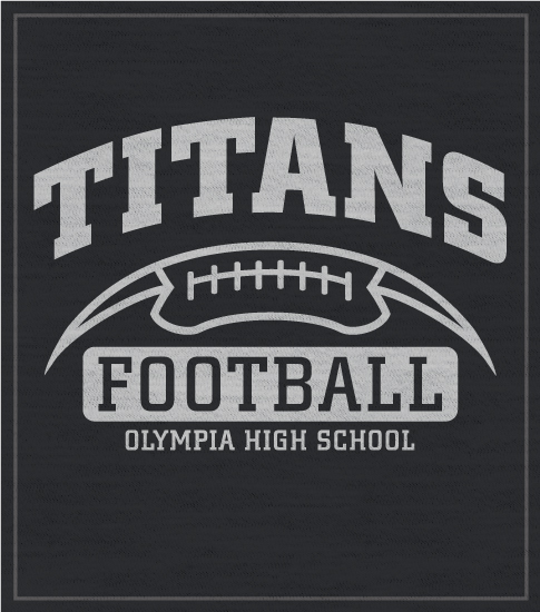 Football T-shirts Titans