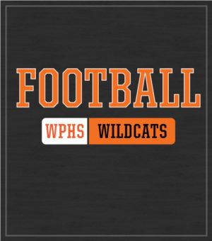 Football T-shirt Winter Park High