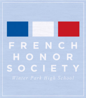 Flag French Club T-shirt