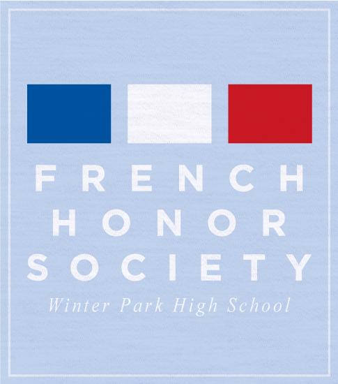 Flag French Club T-shirt