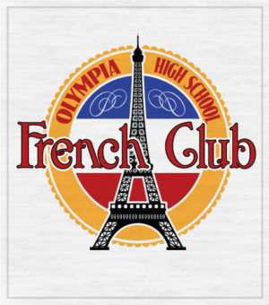 French Club Shirt Eiffel Tower