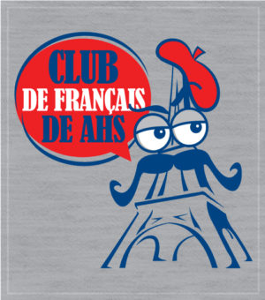 Eiffel Tower French Club T-shirt