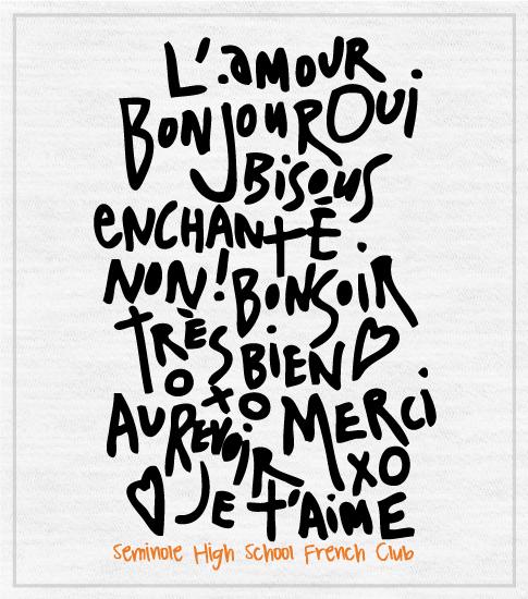 French Club T-shirt