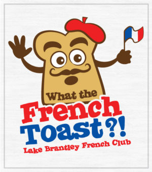 French Club Shirt Toast