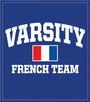 Varsity French Club T-shirt